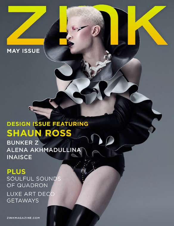 Z!nk Magazine, May 2013