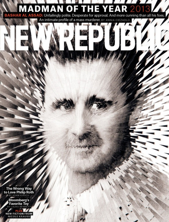 the new republic December 30th 2013 - January 6th 2014