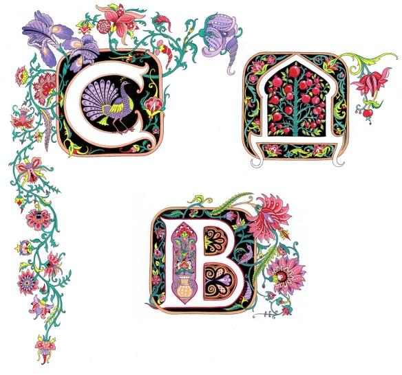 letters baku