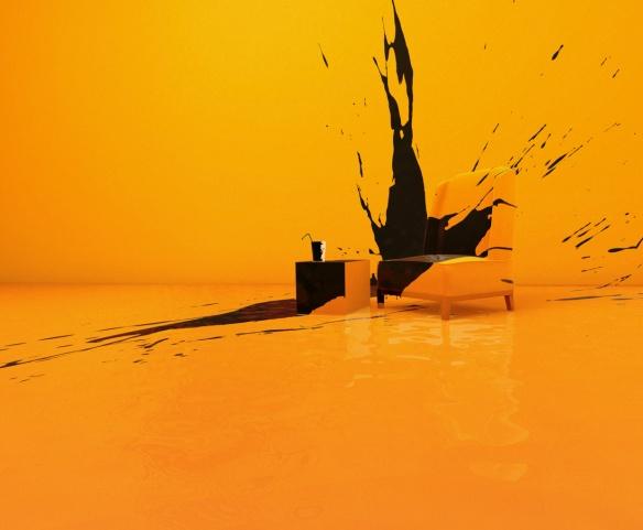 53SD Orange Room GI Splash