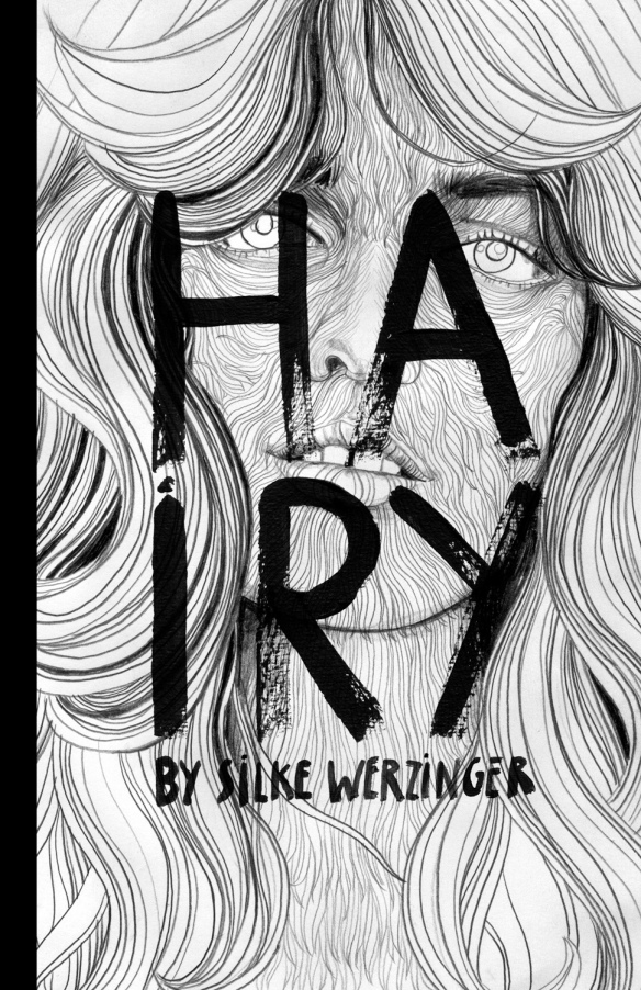 SilkeWerzinger_Hairy_Cover