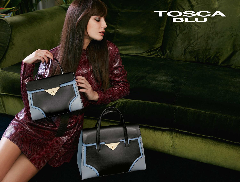 Tosca Blu Laukku : Stylist elisabetta cavatorta new tosca blu campaign